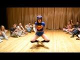 Екатерина Мельникова, преподаватель Booty Dance в школе
