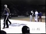Виталий Кличко в нокауте. Турнир по универсальному бою